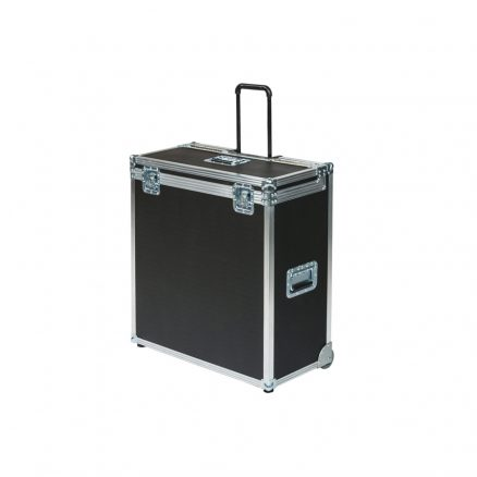 Shipping case with retractable handle and wheels for TB-0070 | code: TB-0100